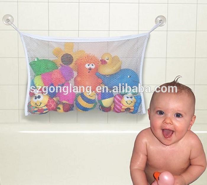 wholesale kids baby bath tub organizer large 45 x 35cm hanging toy storage bag. Black Bedroom Furniture Sets. Home Design Ideas