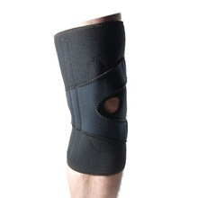 neoprene powerlifting knee sleeve, knee sleeve for basketball