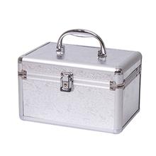 OEM Aluminum royal custom cosmetic box