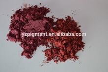 Yunzhu Metallic pigment pearl pigment for paints