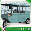 Low price offer Beautiful outlook closed cabin cargo tricycle,cargo tricycle with cabin