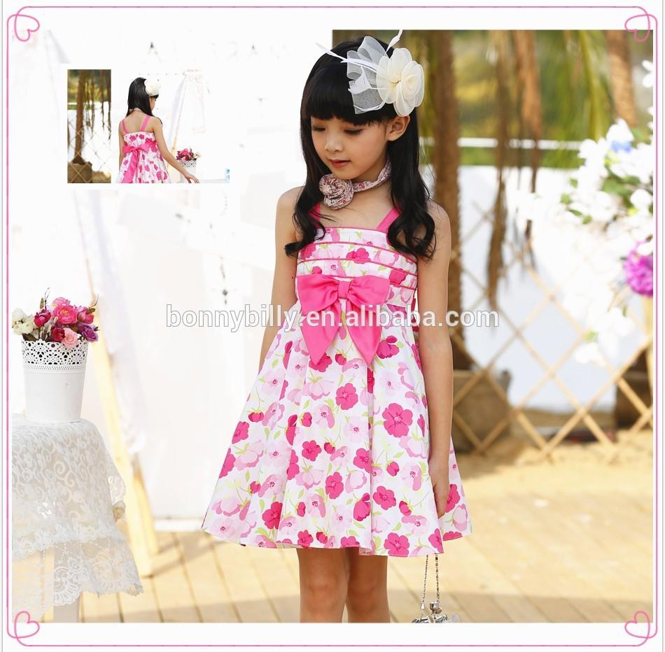 Bonny billy unieke meisjes jurken patronen kinderen kleding ontwerp 9 jaar meisjes jurken - Bebe ontwerp ...