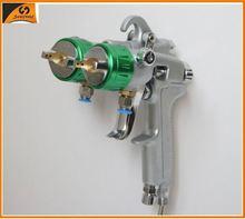 Double nozzle spray gun 93 hot ningbo air painting