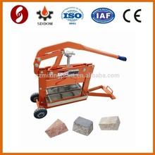 low cost concrete block cutter manual