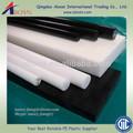 Resistente ao desgaste preto/branco polietileno de hastes e barras de fabricante