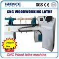 Cnc1503s torno cnc de madera/máquina de la carpintería/bate de béisbol de madera torneado cnc torno