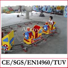 Cheap best selling interesting items convoy race amusement park track train