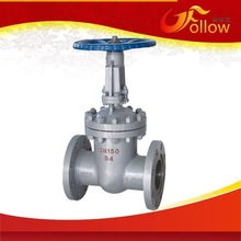 pn16 rsing stem steel gate valve dn250