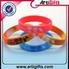 Promotion cheap promotion party sublimation wrist bands for children