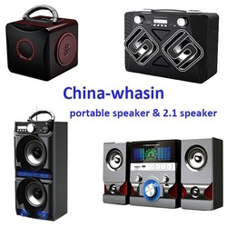 computer usb input with fm radio music cube super bass creative mini portable speaker,cheap price powered speakers subwoofer