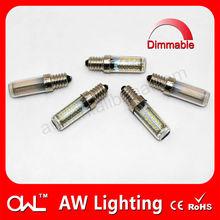 Housing bright mini AC 110v 230v dimmable 3W E14 LED 12V