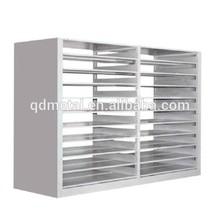Metal bookshelf / book shelf / wall shelf