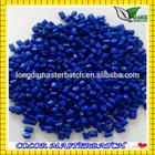 Plastic Blue Color Master batch Manufacturer
