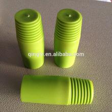 American type plastic screw thread for broom pole tip,broom pole plastic thread