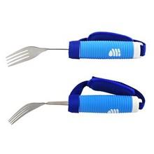 Aiuti di vita pieghevole posate forchetta- posate