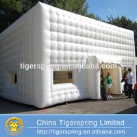Oxford or PVC tarpaulin pneumatic tent