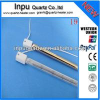 Golden Quartz halogen infrared heater /carbon fiber infrared heater lamp