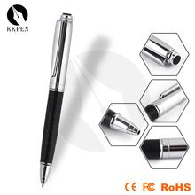 Jiangxin Imprinted Promotional logo metal pen promotion item for America market