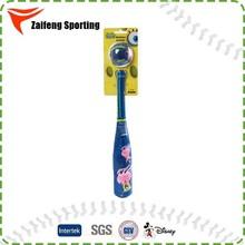 Xiamen factory plastic baseball bat