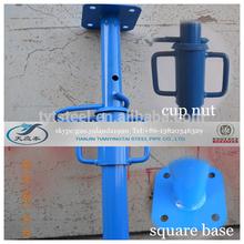 G pin construction scaffolding post shoring steel prop