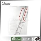Aluminium 2 Part Loft Ladder