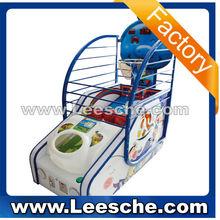 game machine lottery game machine basketball arcade game machine LSJQ-382 kid basketball
