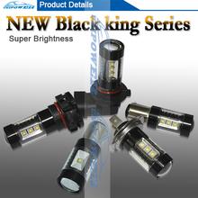 Black King series Highpower led fog lights, led fog light for car