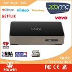 1G/8G MX tv box android set top box xbmc tv dongle android quad core box