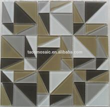 Crystal Glass Mosaic Tile