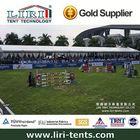 2014 Longines China Tour market tents