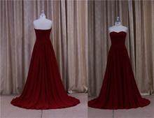 Appliqued bandeau oneshoulder bridesmaid dresses 2012