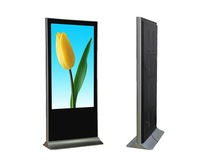50 inch Single Version kiosk Floor Standing 1920X1080 LCD screen all in one pc touchscreen kiosk computer