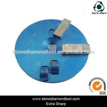 Floor Epoxy Coating Removal Diamond Abrasive Tools for Floor Grinders