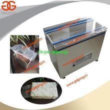 Rice Brick Shape Bag Vacuum Packing Machine