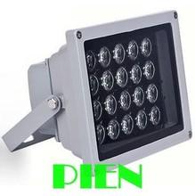 Exterior RGB outdoor led spotlight