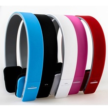 China supply colorful V3.0 sports stereo wireless bluetooth headset with EDR Bluetooth stereo wireless headset