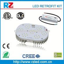 led 35w replace HID incandescent CFL or HPS bulb,ETL DLC LED retrofit kit 8 years warranty