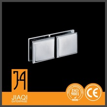 china factory price square shape 180 degree sss 304 bathroom class clamp