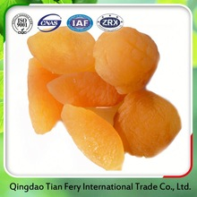 Dried Yellow Peach Dried Fruits