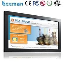 floor standing lcd advertising Leeman P3.91 SMD tablet pc 10 inch windows gps 3g