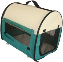 Dog Pet Kennel House Carrier with CarryCase