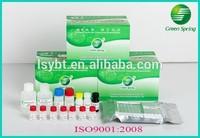 Aflatoxins M1 test kit milk aflatoxin m1 elisa kit