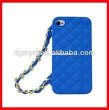 Funny handbag cheap mobile phone sillicon Case