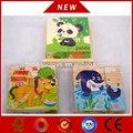 El bloque de madera puzzles/rompecabezas, cubo de madera puzzle para la educación