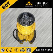Excavator part 206-26-71490 on PC220-7/PC270-7/PC230-7 of swing macinery case