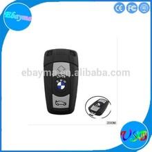 usb pendrive fashion design 32g usb pvc car key shape usb flash drive