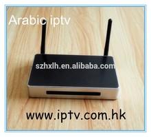 2014 media iptv box minix neo x7 quad core android arabic tv recevier