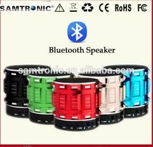 Hi-Fi Driver 2.1+EDR Bluetooth Speaker For Amplifier aluminum Bluetooth speaker