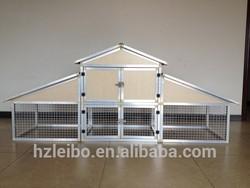 Aluminium Chicken Cage