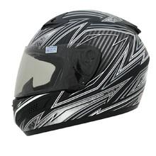 SG,CNS Cheap ABS Full face Motorcycle Helmet A-76